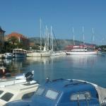 Stari Grad quay, Hvar, Croatia